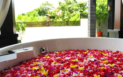 バリ島 リラクゼーションプラン 画像