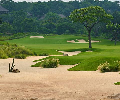 環境の整ったゴルフ場です