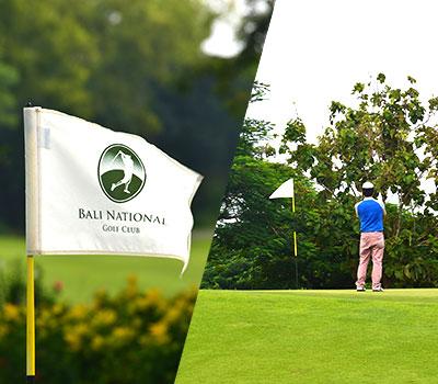 バリ島 バリ ナショナル ゴルフ クラブ 画像