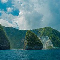 バリ島 ペニダ島