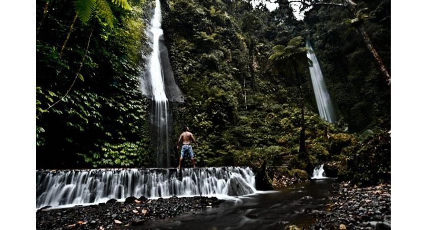 バリ島ならではアクティビティと絶景