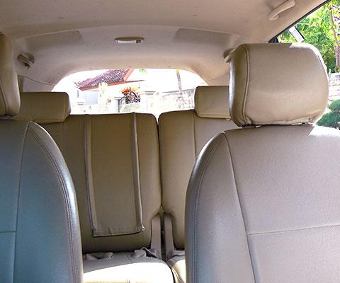 車内空間はとても広く乗り心地も抜群