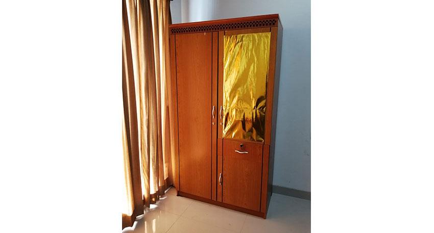 バリ島の家11寝室
