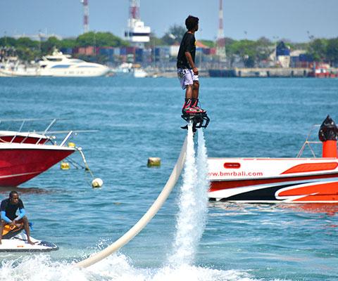 コツとバランスを掴むと空中遊泳を楽しむこともできるでしょう