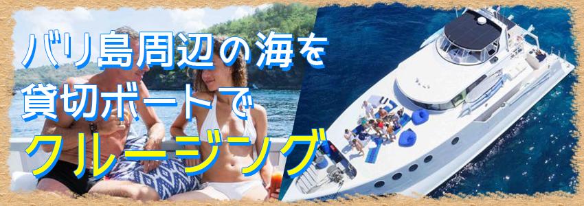 バリ島 Haruku クルーズ 特徴