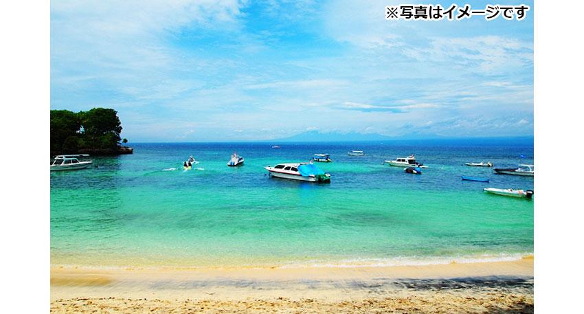 ビーチリゾート・レンボンガン島