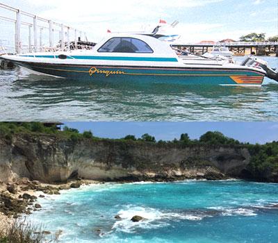 バリ島 3つの離島巡り レンボンガン島、ペニダ島、チェニガン島 画像