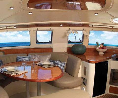 バリ島の美しいパノラマビューの海を満喫