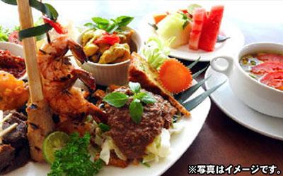 バリ島 レゴンディナー(インドネシア料理) デラックス 画像