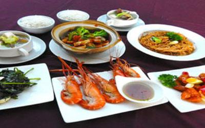 バリ島 香港海鮮料理 1 画像