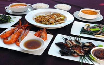 バリ島 香港海鮮料理 2 画像
