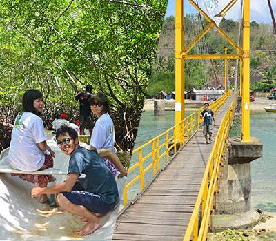 バリ島 マングローブ林とレンボンガン島まるごと一周観光ツアー 画像