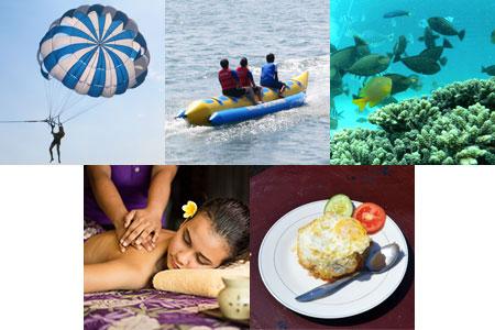 バリ島 マリンパックD 画像