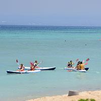 バリ島 カヤック