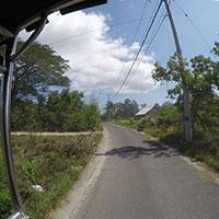 バリ島 ローカルミニバス