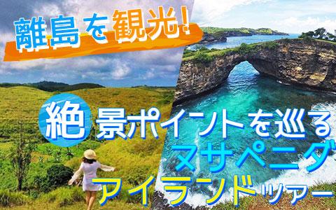 バリ島 ヌサペニダアイランドツアー