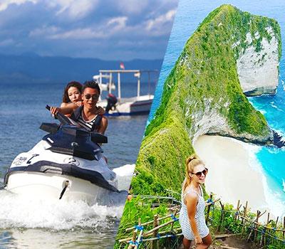 バリ島 ヌサペニダアイランドツアー+マリンスポーツ 画像