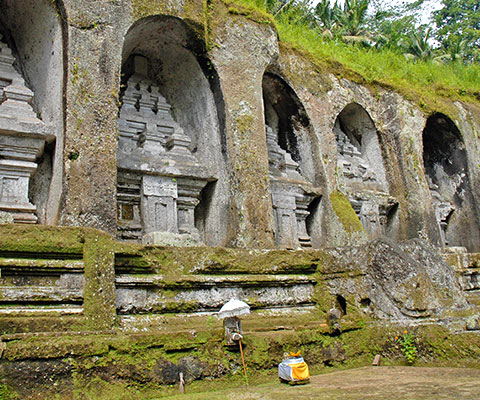 バリ島の世界遺産2カ所を巡るオプショナルツアー