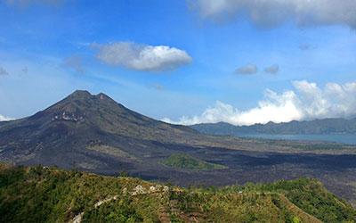 バリ島 キンタマーニ 画像
