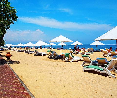 独特の雰囲気が美しいバリ島