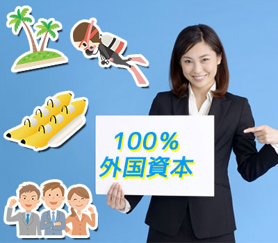 バリ島 PMA(外国資本株式会社)売却 画像
