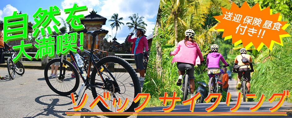 バリ島 ソベック サイクリング