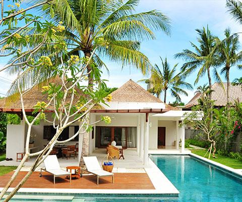 伝統とリゾートが混合するバリ島