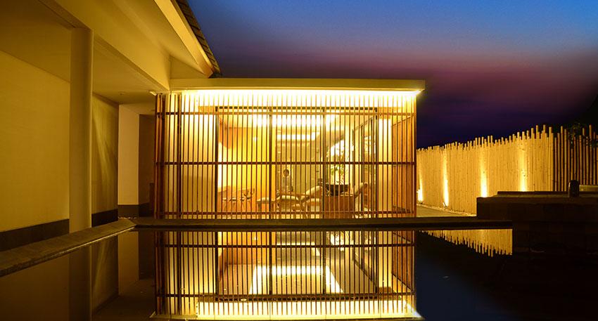 バリ島クタエリアのホテルスパ・スマスパ
