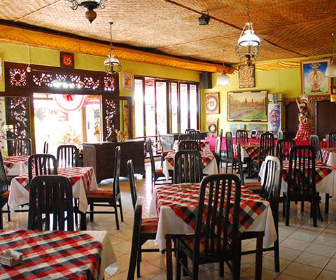 タナロットのレストラン・デウィシンタ