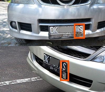バリ島 トランスポートの許可について 画像