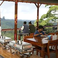 バリ島 BALI UTVアドベンチャー 昼食