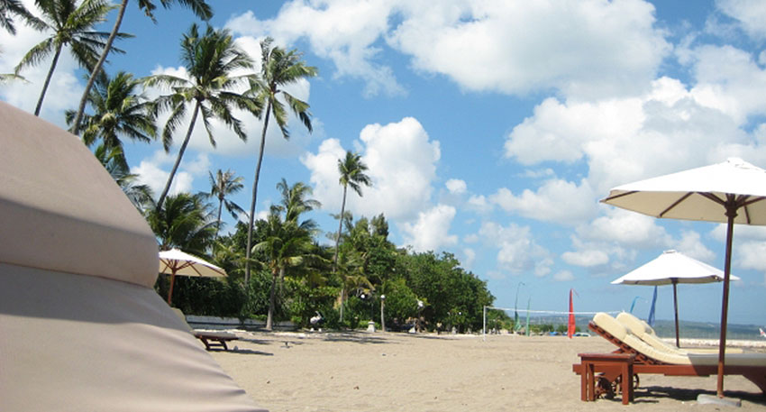 毎年沢山の方がバリ島を訪れます