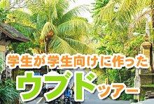 バリ島 観光学生向け ウブドツアー