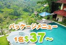 バリ島 観光隠れ家スパ プリブンガリゾート