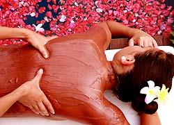 オリジナル チョコレート&ストーンセラピー